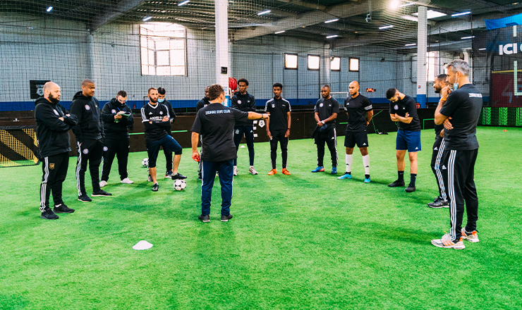 Photo Nos coachs